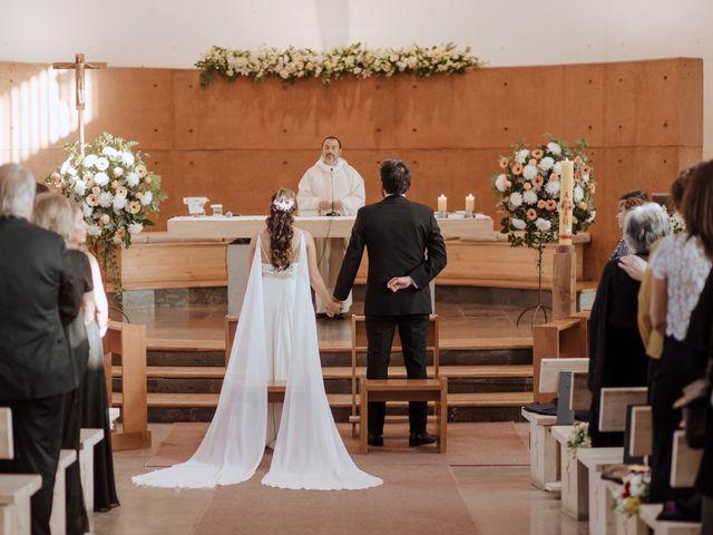 El matrimonio de Benjamin y María Jesús en Santiago, Santiago 2