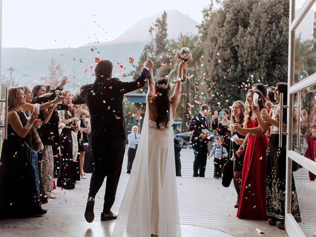 El matrimonio de Benjamin y María Jesús en Santiago, Santiago 3