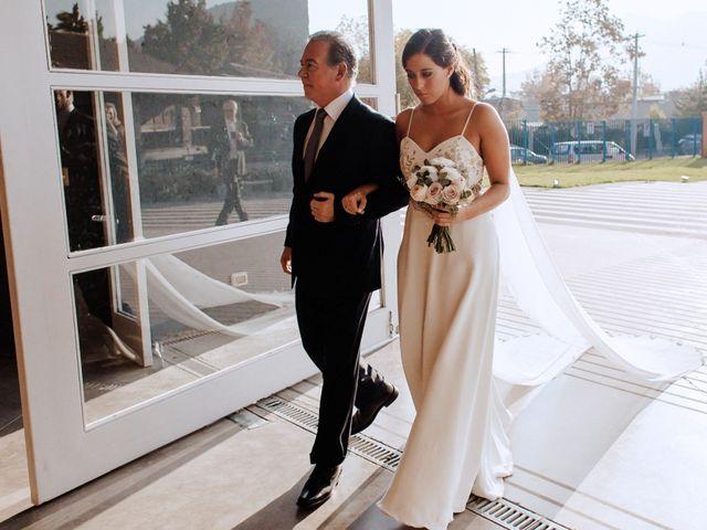 El matrimonio de Benjamin y María Jesús en Santiago, Santiago 9