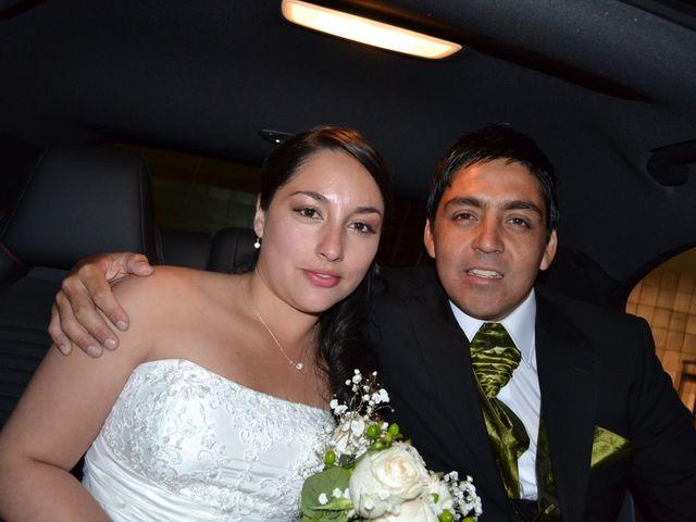 El matrimonio de Karen y Mario
