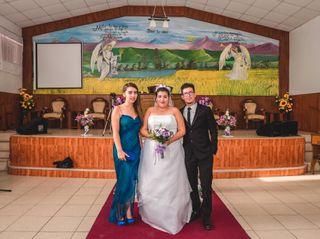 El matrimonio de Claudia y Ranulfo 3