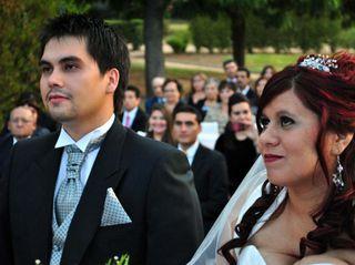 El matrimonio de Emilio y Nicol 1