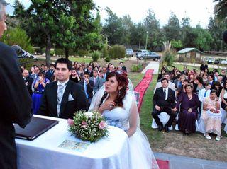 El matrimonio de Emilio y Nicol 2