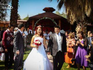 El matrimonio de Debora y Víctor