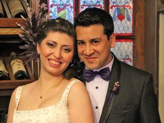 El matrimonio de Beatriz y Cristian 2