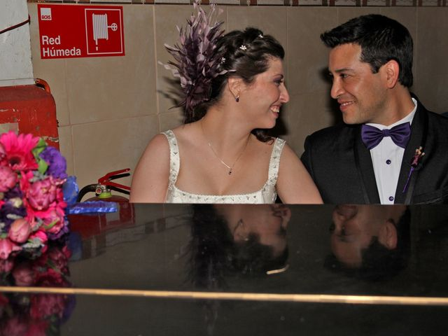 El matrimonio de Cristian y Beatriz en Santiago, Santiago 4