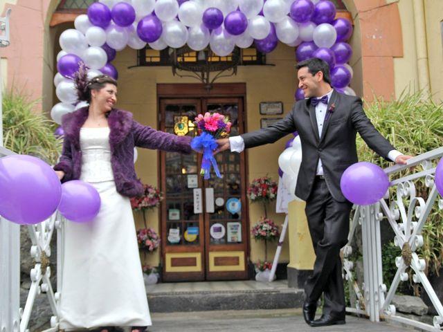 El matrimonio de Cristian y Beatriz en Santiago, Santiago 6