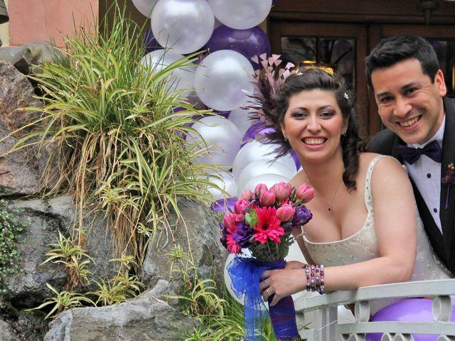El matrimonio de Cristian y Beatriz en Santiago, Santiago 7
