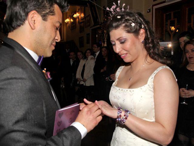 El matrimonio de Cristian y Beatriz en Santiago, Santiago 13