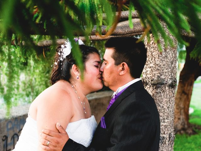 El matrimonio de Claudia y Ranulfo