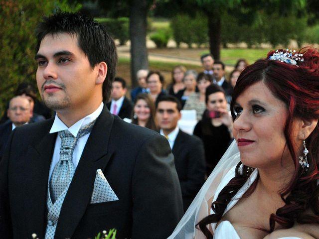 El matrimonio de Emilio y Nicol