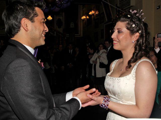 El matrimonio de Cristian y Beatriz en Santiago, Santiago 12