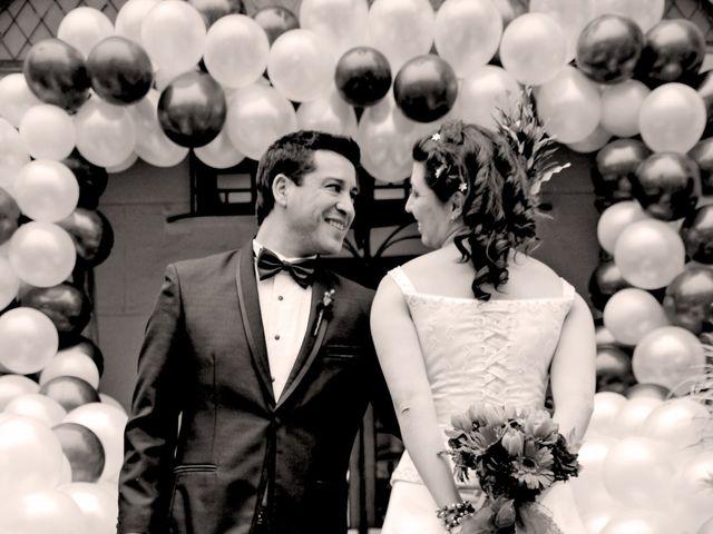 El matrimonio de Cristian y Beatriz en Santiago, Santiago 5