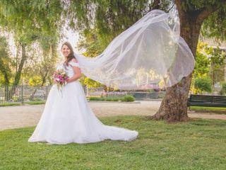 El matrimonio de Carolina y Israel 1