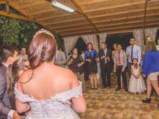 El matrimonio de Carolina y Israel 2