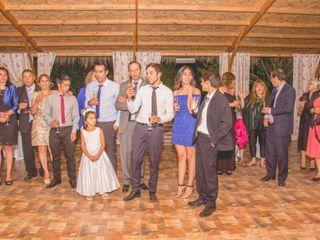 El matrimonio de Carolina y Israel 3