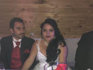 El matrimonio de Daniela  y Francisco  2