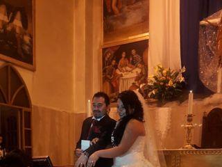 El matrimonio de Daniela  y Francisco  3
