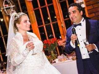 El matrimonio de Vanessa y Victor 1