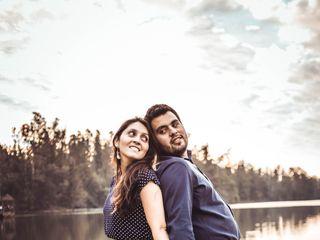 El matrimonio de Pamela  y Nicolás 1