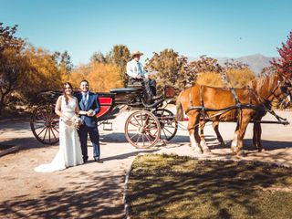 El matrimonio de Pamela  y Nicolás
