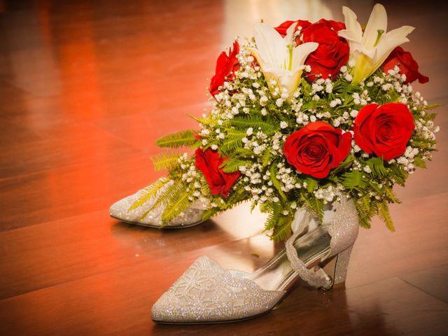 El matrimonio de Victor y Vanessa en Graneros, Cachapoal 4