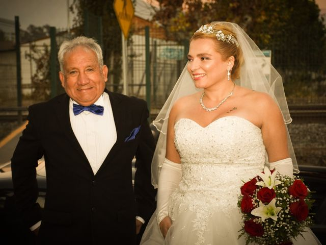 El matrimonio de Victor y Vanessa en Graneros, Cachapoal 8