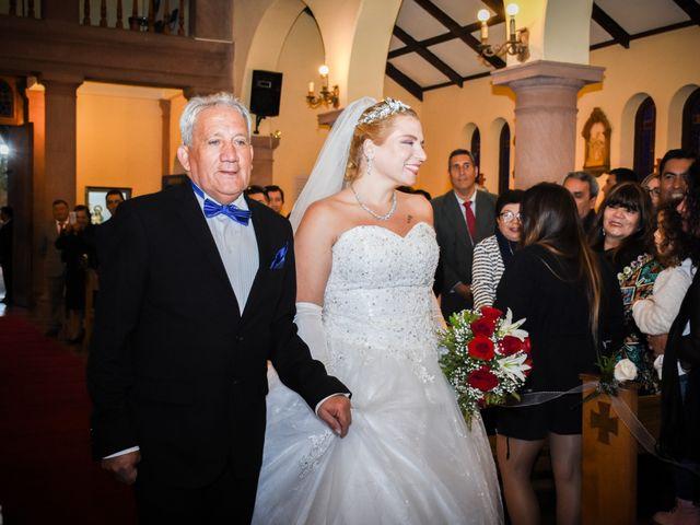 El matrimonio de Victor y Vanessa en Graneros, Cachapoal 9
