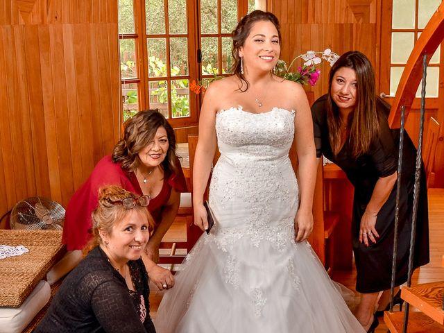 El matrimonio de Andrés y Karen en Olmué, Quillota 5