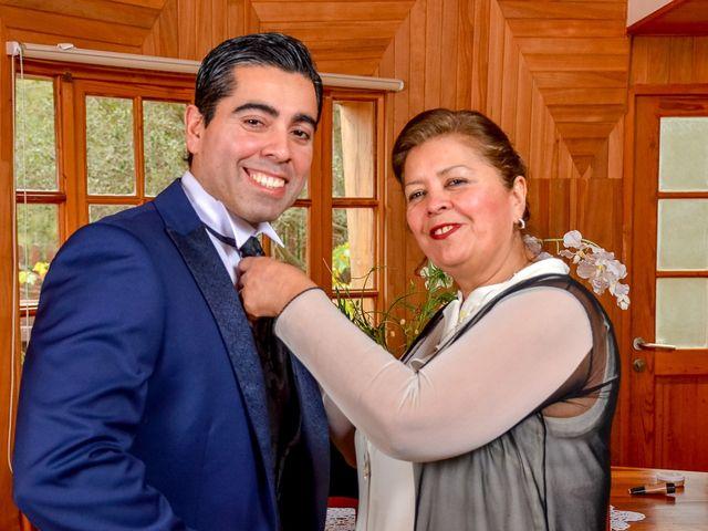 El matrimonio de Andrés y Karen en Olmué, Quillota 9