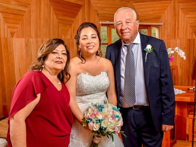 El matrimonio de Andrés y Karen en Olmué, Quillota 14