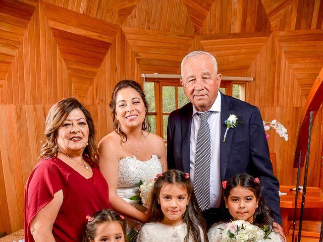 El matrimonio de Andrés y Karen en Olmué, Quillota 15