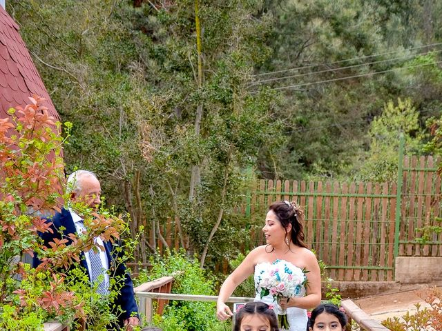 El matrimonio de Andrés y Karen en Olmué, Quillota 16