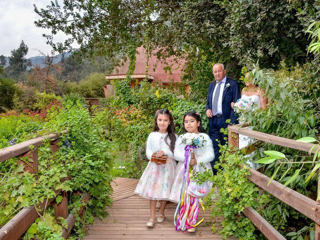 El matrimonio de Andrés y Karen en Olmué, Quillota 17