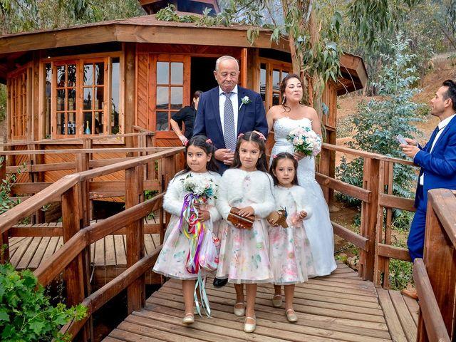 El matrimonio de Andrés y Karen en Olmué, Quillota 18
