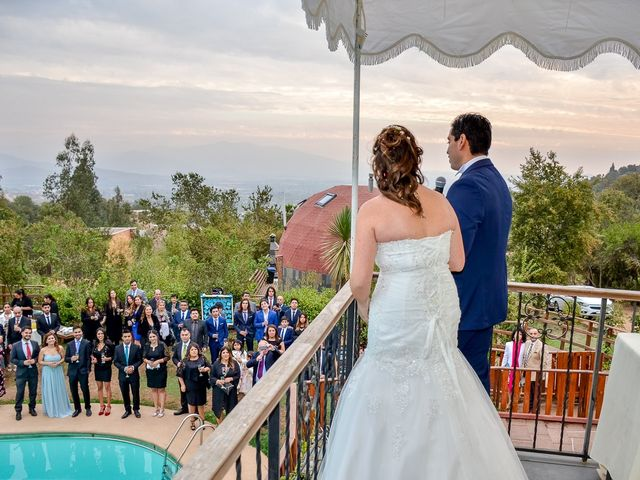 El matrimonio de Andrés y Karen en Olmué, Quillota 26