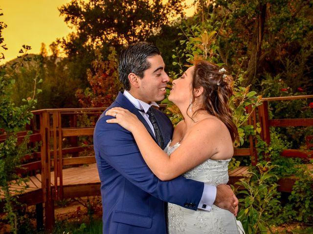 El matrimonio de Andrés y Karen en Olmué, Quillota 29