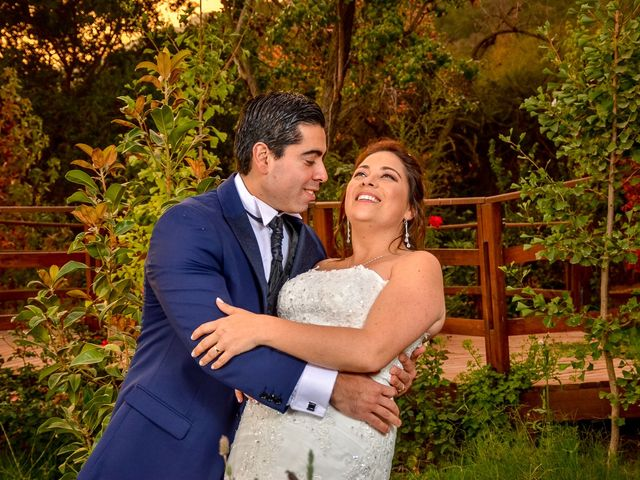 El matrimonio de Andrés y Karen en Olmué, Quillota 30