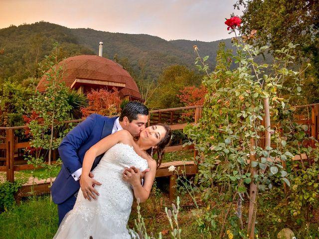 El matrimonio de Karen y Andrés
