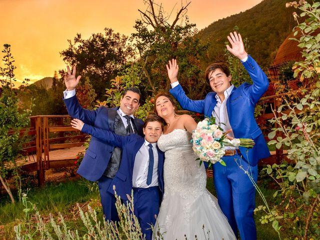 El matrimonio de Andrés y Karen en Olmué, Quillota 33