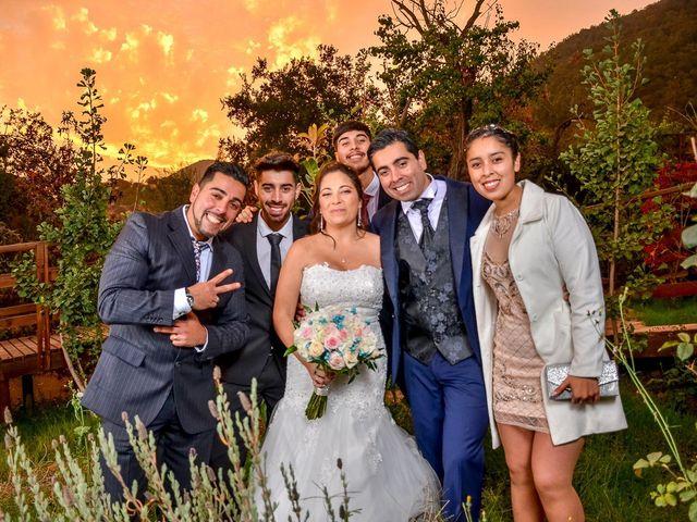 El matrimonio de Andrés y Karen en Olmué, Quillota 36