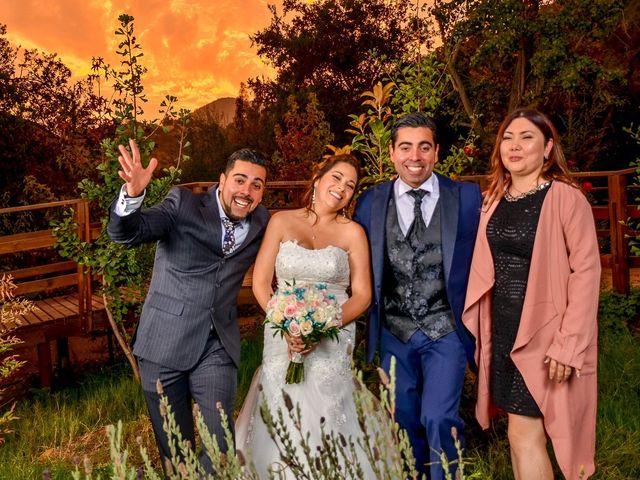 El matrimonio de Andrés y Karen en Olmué, Quillota 37