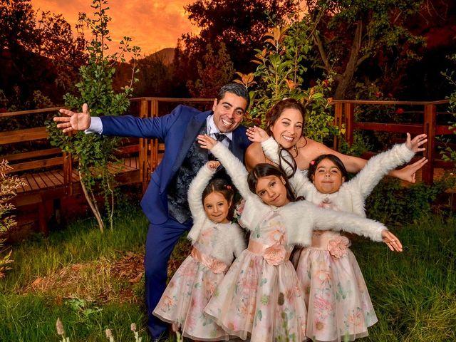 El matrimonio de Andrés y Karen en Olmué, Quillota 39