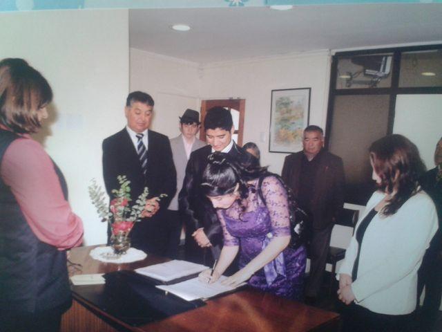 El matrimonio de David  y Crystal  en Linares, Linares 2