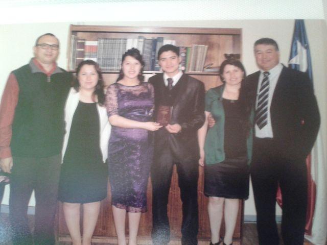 El matrimonio de David  y Crystal  en Linares, Linares 3