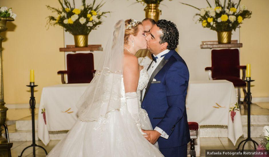 El matrimonio de Victor y Vanessa en Graneros, Cachapoal