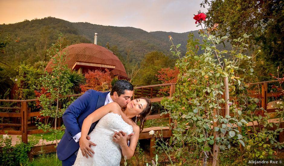 El matrimonio de Andrés y Karen en Olmué, Quillota