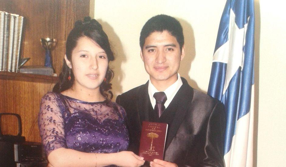 El matrimonio de David  y Crystal  en Linares, Linares