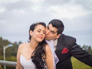El matrimonio de Katerinne y Daniel