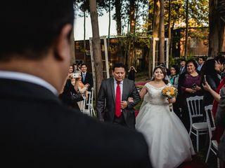El matrimonio de Jessica  y Marcelo  3